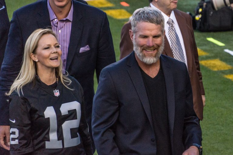 Brett Favre was just caught with his pants down when this scandal hit the newswire