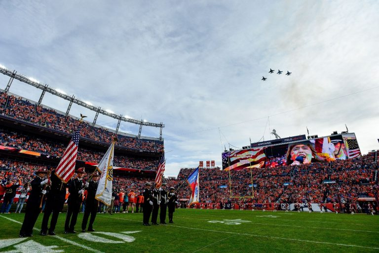You won't believe what these two NFL announcers got caught saying about the U.S. military