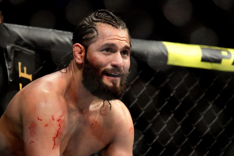 UFC Welterweight Jorge Masvidal just delivered a message that left Biden shaking in his boots