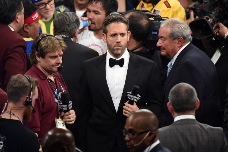 ESPN's Max Kellerman took a cheap shot at Donald Trump during this bizarre rant