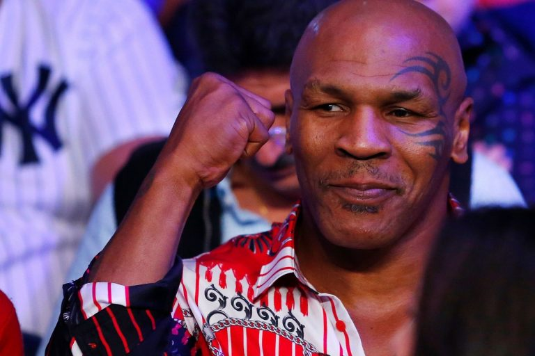 Mike Tyson gave one interview that left everyone's jaw on the floor