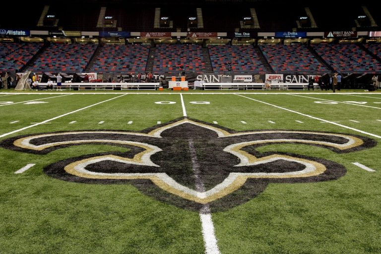The New Orleans Saints may be looking to play in a new city after this decision