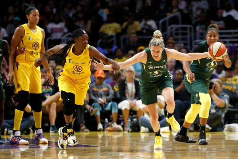 Leftists are making this insane comparison of a WNBA player to one of the NBA's biggest stars