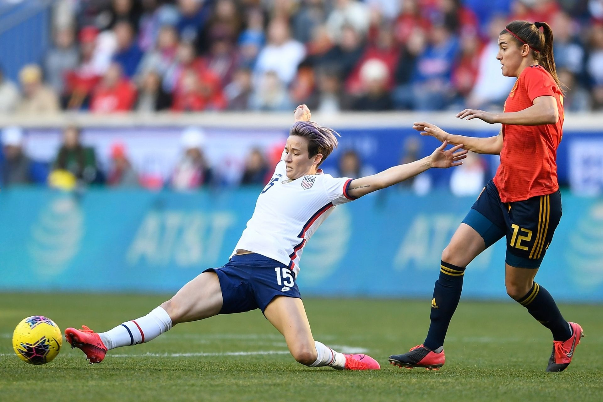 The U.S. women's soccer team just suffered this Olympic ...