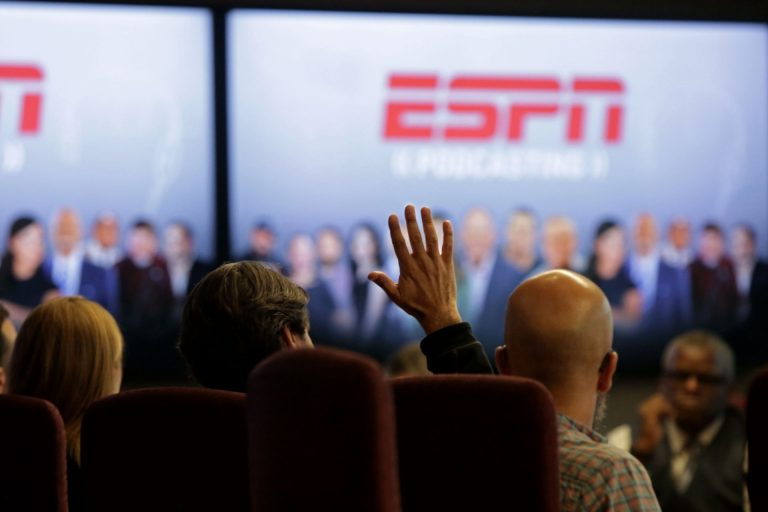 ESPN just got some bad news about a competitor it never expected to face