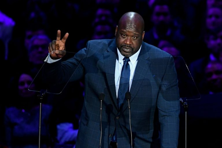 Shaq absolutely eviscerated James Harden and flat-out called him a liar