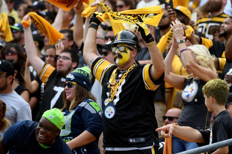 The real reason police visited this steelers fan's home will blow your mind