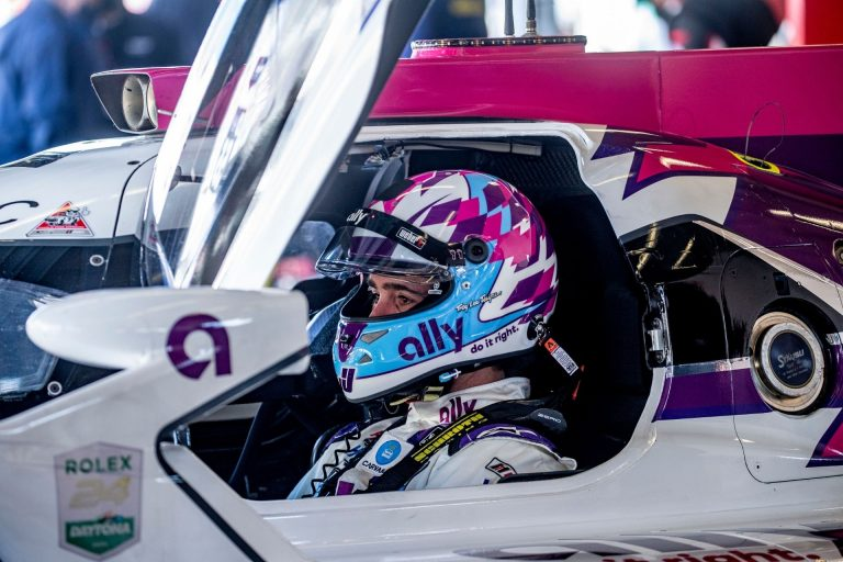NASCAR's GOAT Jimmie Johnson's new teammates give him high marks for his transition to IndyCar