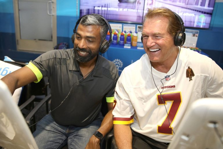 Legendary quarterback Joe Theismann didn't hold back any punches about Aaron Rodgers